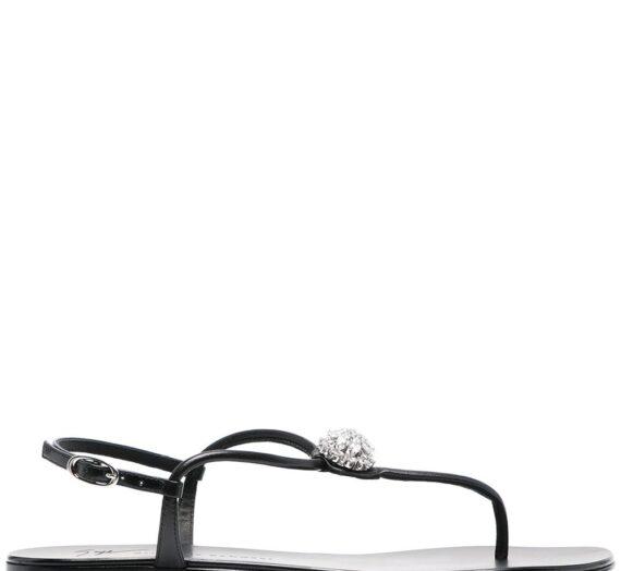Karmen Leather Sandals дамски обувки Giuseppe Zanotti Design 841607489_38_5