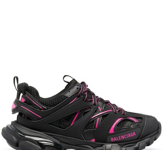 Track Leather Sneakers дамски обувки Balenciaga 841714354_36
