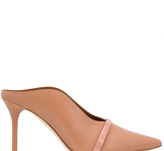 Constance Leather Slingback Pumps дамски обувки Malone Souliers 841992284_36