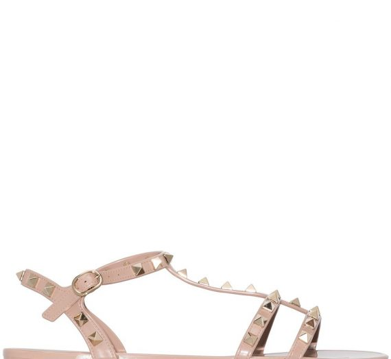 Rockstud Flat Sandals дамски обувки Valentino Garavani 842059914_35