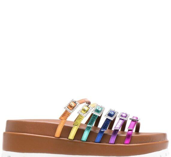 Sandals дамски обувки Kurt Geiger London 842097348_37