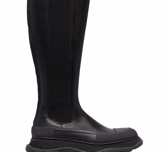 Tread Slick Boots дамски обувки Alexander Mcqueen 842286572_36
