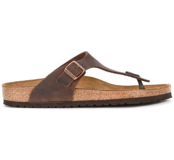 Gizeh Leather Sandals дамски обувки Birkenstock 842505914_36
