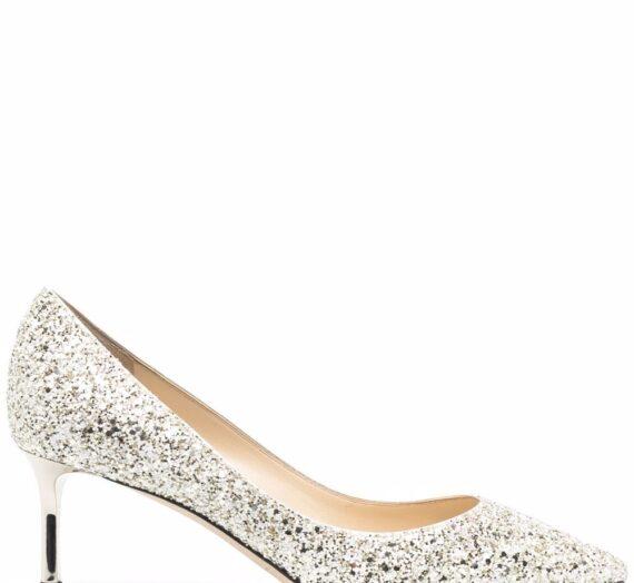 Romy Glittered Pumps дамски обувки Jimmy Choo 842544169_35