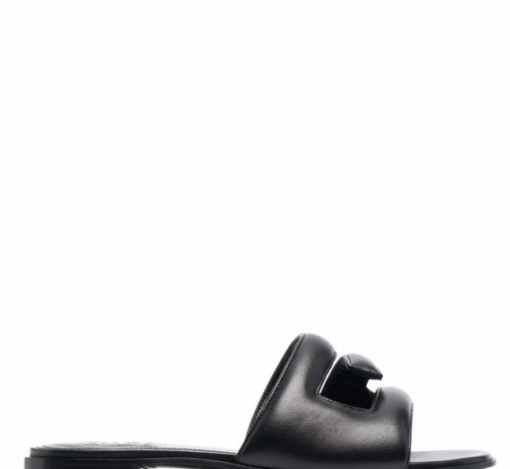 Leather Sandals дамски обувки Givenchy 842800213_35