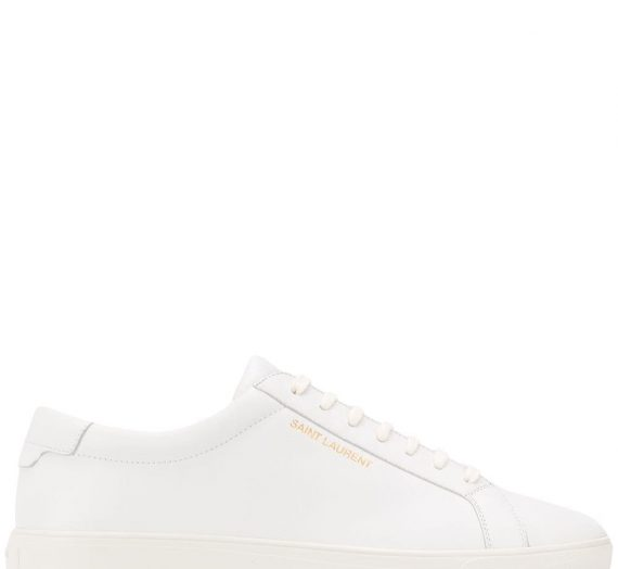 Sneaker Andy In Pelle мъжки обувки Saint Laurent 842980994_39