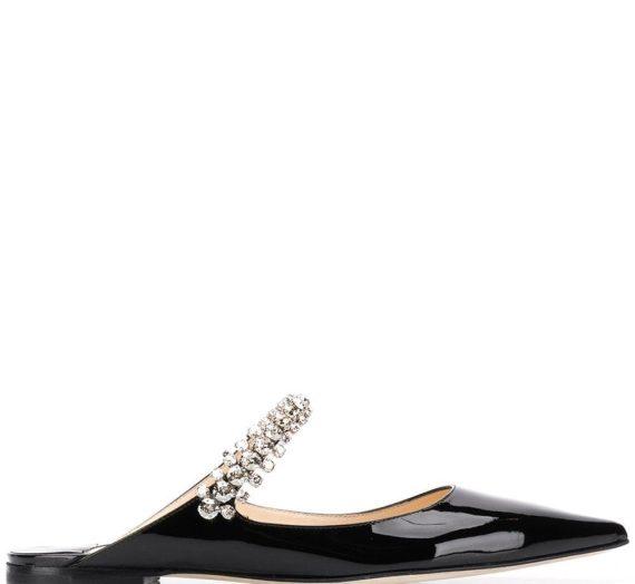 Patent Leather Slippers дамски обувки Jimmy Choo 843310942_35_5