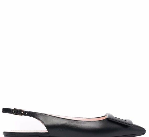 Gommettine Leather Ballet Flats дамски обувки Roger Vivier 843646231_35