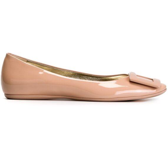 Gommette Patent Leather Ballts Flats дамски обувки Roger Vivier 843707692_38_5