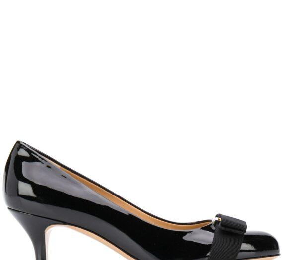 Carla 55 Patent Leather Pumps дамски обувки Salvatore Ferragamo 843763289_9_5
