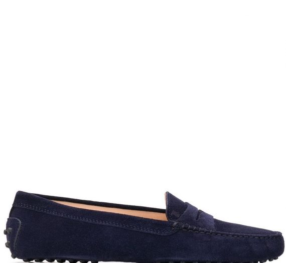 Suede Loafers дамски обувки Tod's 844588467_35_5