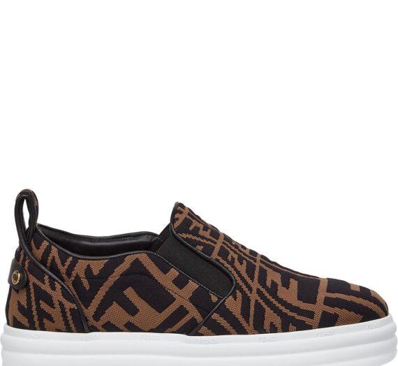 Fendi Rise Slip-on Sneakers дамски обувки Fendi 844597552_35