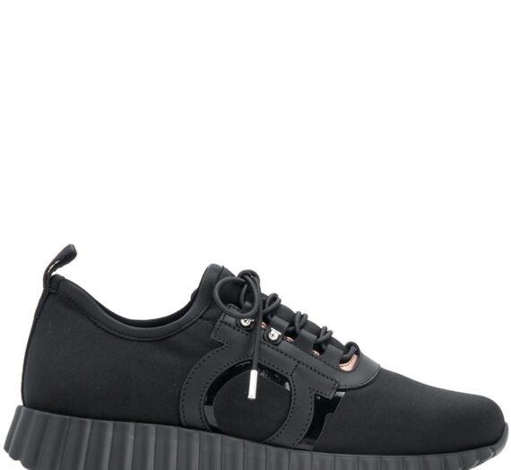 Rebekka Leather Sneakers дамски обувки Salvatore Ferragamo 844676288_5