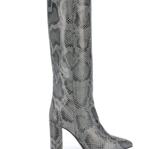 Leather Boots дамски обувки Paris Texas 844753948_36