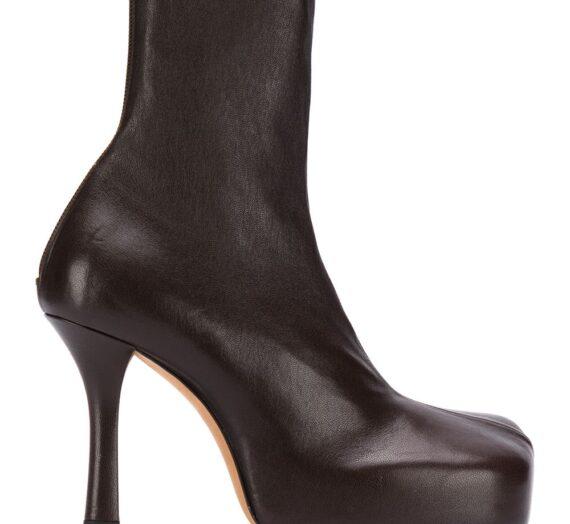 Bv Bold Leather Boots дамски обувки Bottega Veneta 844824869_39