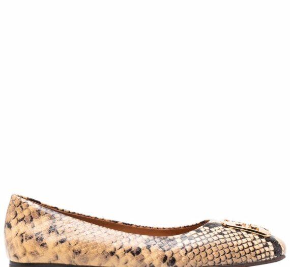 Georgia Leather Ballet Flats дамски обувки Tory Burch 844828289_5