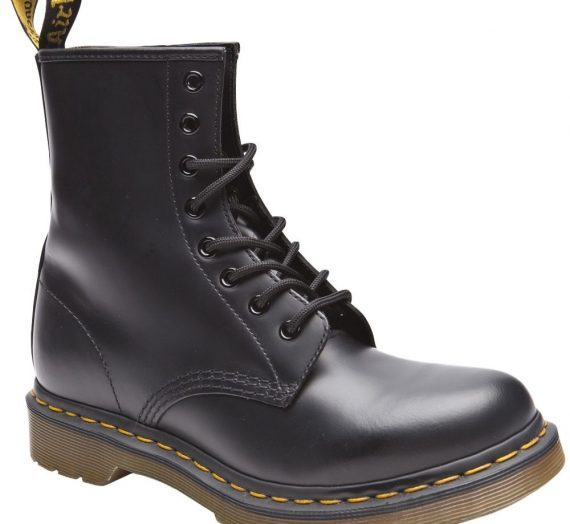 Leather Ankle Boots дамски обувки Dr. Martens 844941658_3