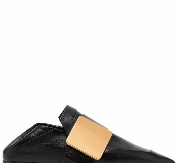 Leather Loafers дамски обувки Jil Sander 845146343_35