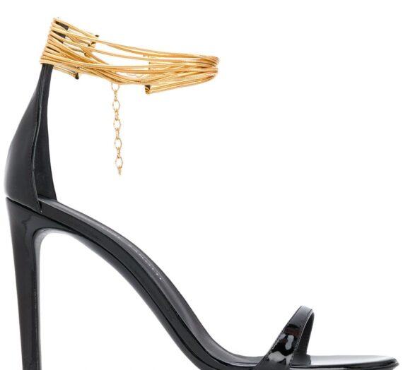 Danielle Leather Sandals дамски обувки Giuseppe Zanotti Design 845597070_39