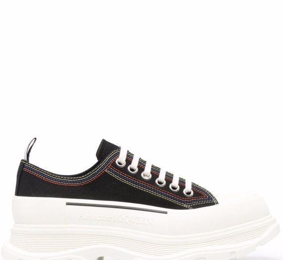 Tread Slick Sneakers мъжки обувки Alexander Mcqueen 845602184_40
