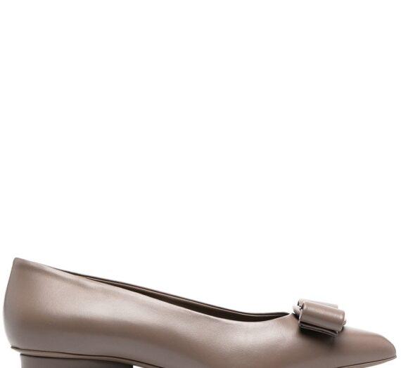 Viva Leather Ballet Flats дамски обувки Salvatore Ferragamo 845607708_4_5