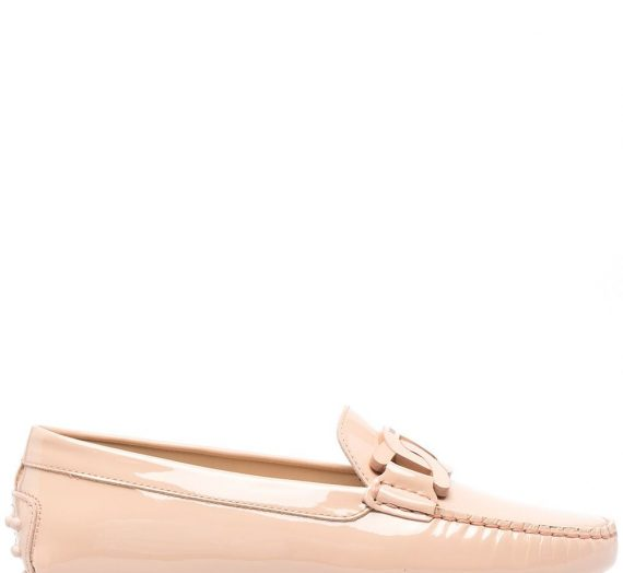 Leather Loafers дамски обувки Tod's 846243538_35_5