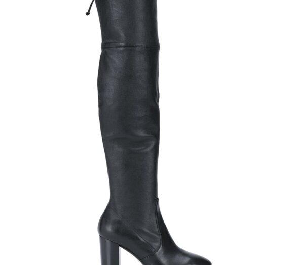 Zuzanna Leather Boots дамски обувки Stuart Weitzman 846249970_36