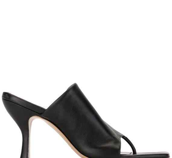 Perni Leather Mules дамски обувки Gia Couture 846291098_36