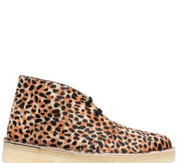 Leather Desert Boots дамски обувки Clarks 846803080_37