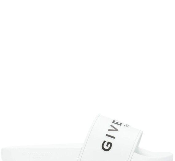 Logo Rubber Slides мъжки обувки Givenchy 847165283_39