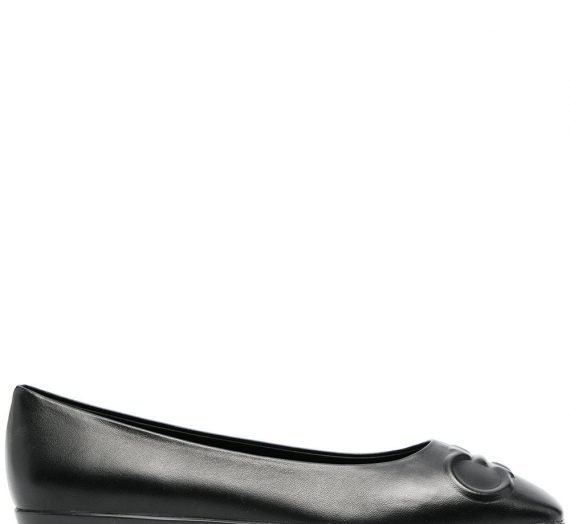 Gancini Leather Ballet Flats дамски обувки Salvatore Ferragamo 847306181_5