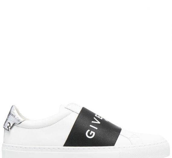 Urban Street Leather Sneakers дамски обувки Givenchy 847405973_36