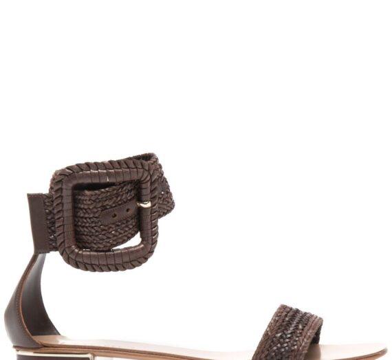 Leather Sandals дамски обувки Casadei 847474567_38