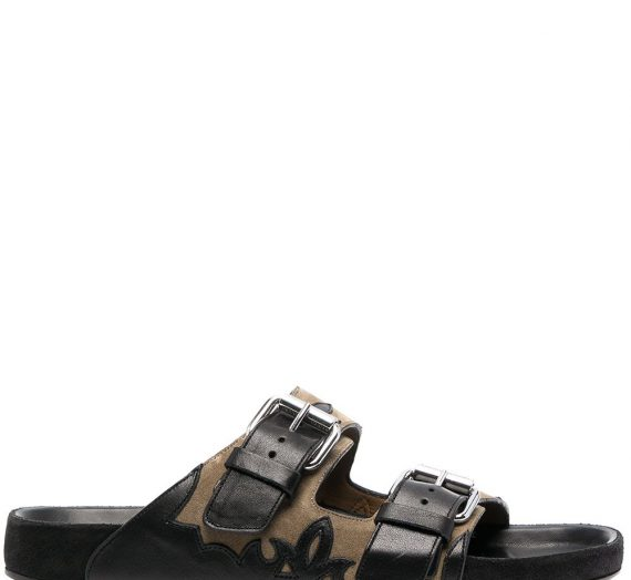 Lennyio Leather Sandals дамски обувки Isabel Marant 847816660_37