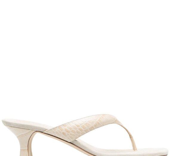Portofino Thong Mules дамски обувки Paris Texas 847922269_36