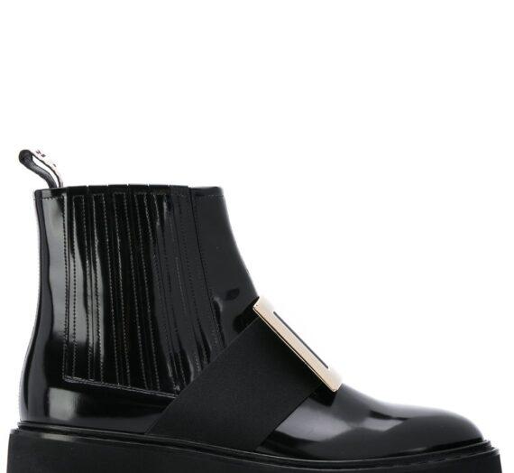 Vi V Rangers Leather Boots дамски обувки Roger Vivier 847936507_39
