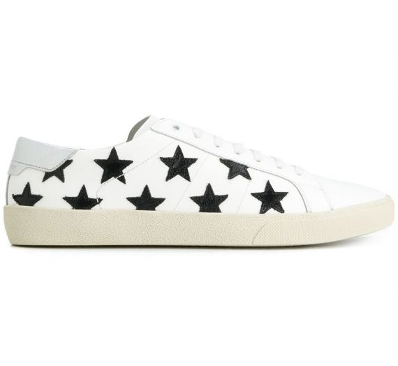 Signature California Leather Sneakers мъжки обувки Saint Laurent 848183716_40