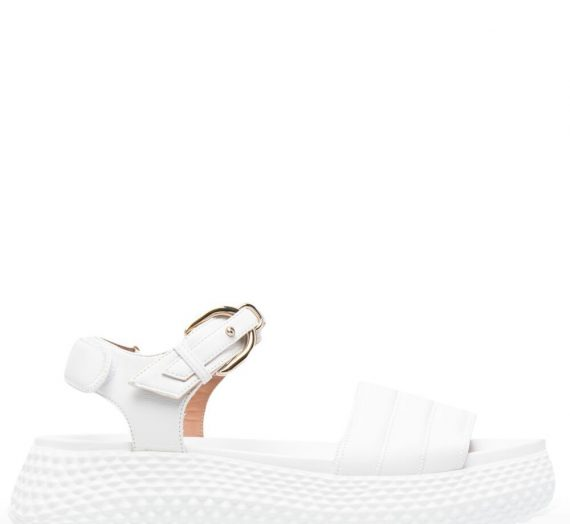 Chunky-sole Sandals дамски обувки Emporio Armani 848426932_35