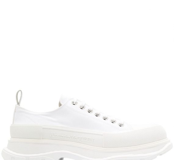 Tread Slick Leather Sneakers мъжки обувки Alexander Mcqueen 848461063_41_5