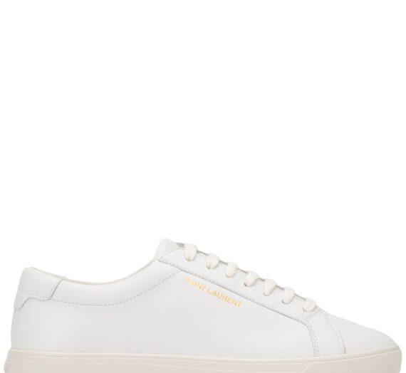 Andy Leather Sneakers дамски обувки Saint Laurent 849472845_35_5
