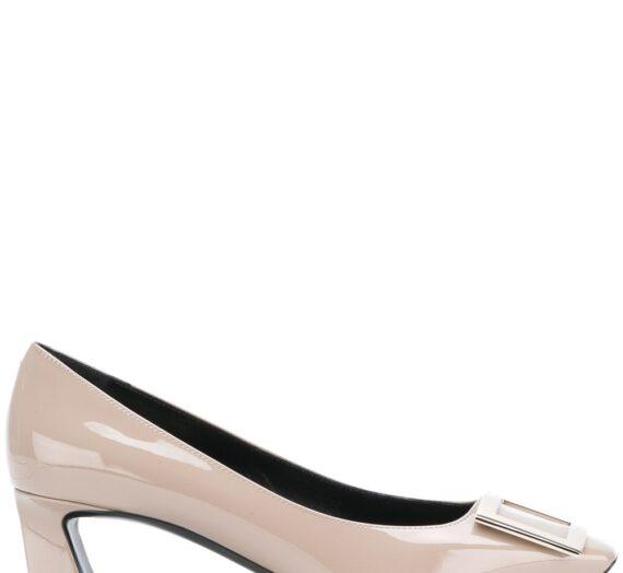 Trompette Patent Leather Pumps дамски обувки Roger Vivier 849728577_35_5