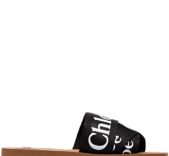 Woody Leather Sandals дамски обувки ChloÉ 849924569_35