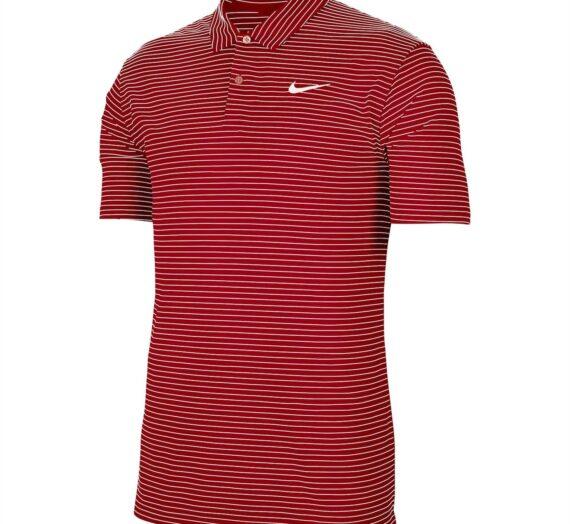 Спортове  Голф  облекло  Мъжко облекло  горнища Nike Essential Stripe Polo Shirt Mens 874661-5607459