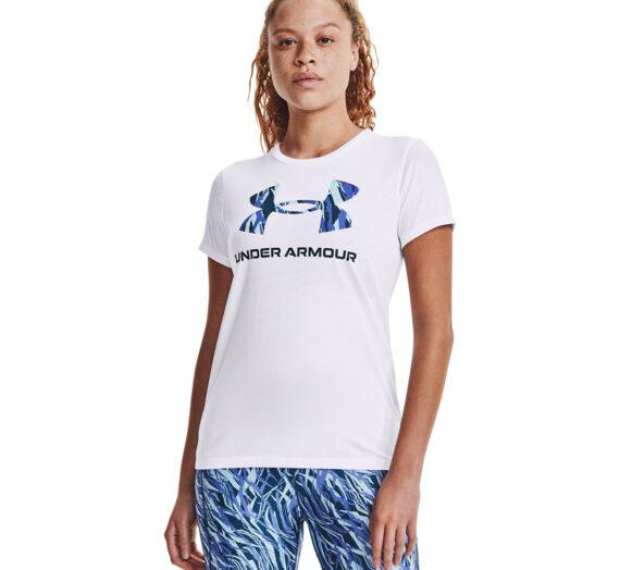 Тениски Under Armour Live Sportstyle Graphic Ssc White 904342
