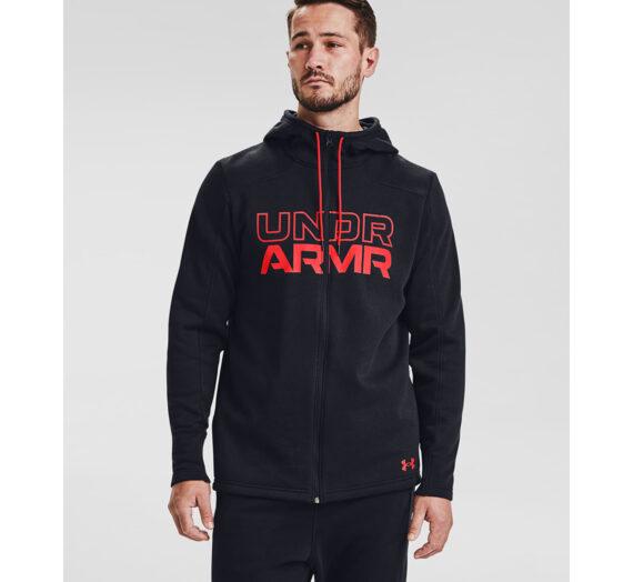 Суичъри и пуловери Under Armour Baseline Full Zip Hoodie Black 904825