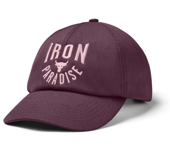 Шапки Under Armour W Project Rock Cap Purple 905833