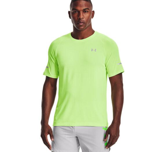 Тениски Under Armour Vanish Seamless Run Ss Green 906688