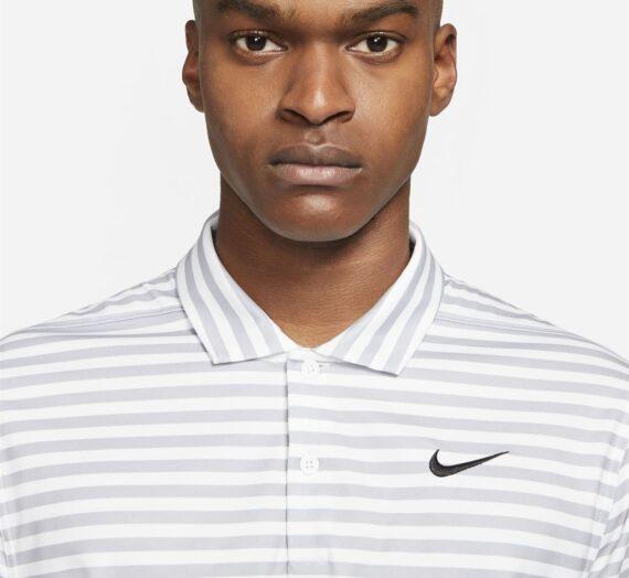 Спортове  Голф  облекло  Мъжко облекло  горнища Nike Essential Stripe Polo Shirt Mens 929079-5785447