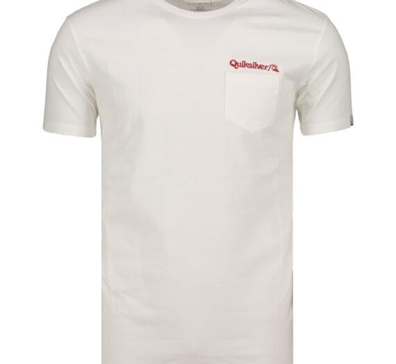 Мъже  Мъжко облекло  Блузи & Блузи с яка Men's T-shirt QUIKSILVER ARTTICKLEPKTTEE M 942900-5870222