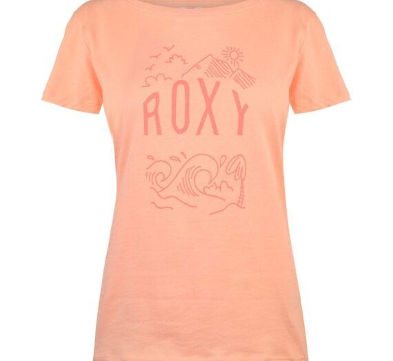 Жени  Дамско облекло  Блузи  С къс ръкав Roxy Night Surf T Shirt Ladies 959503-5945303